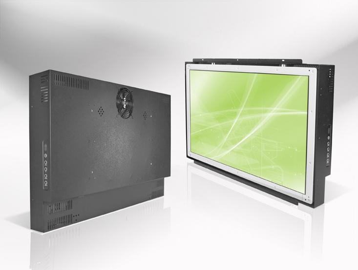 Ecran LCD industriel 32″ intégrable par l'arrière