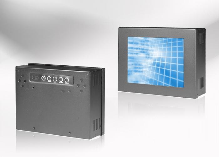 Ecran LCD industriel 5,7″ en châssis VESA