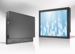 Ecran LCD industriel 4/3 en châssis VESA