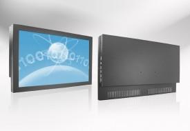 Ecran LCD industriel Wide en châssis VESA