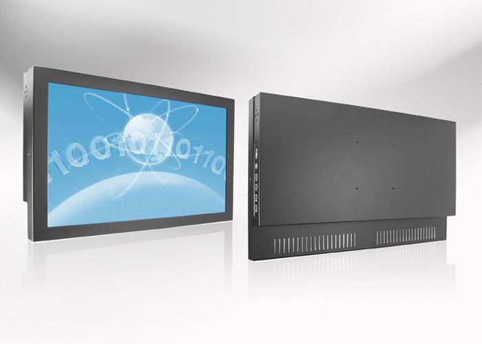 Ecran LCD industriel 17,3″ en châssis VESA