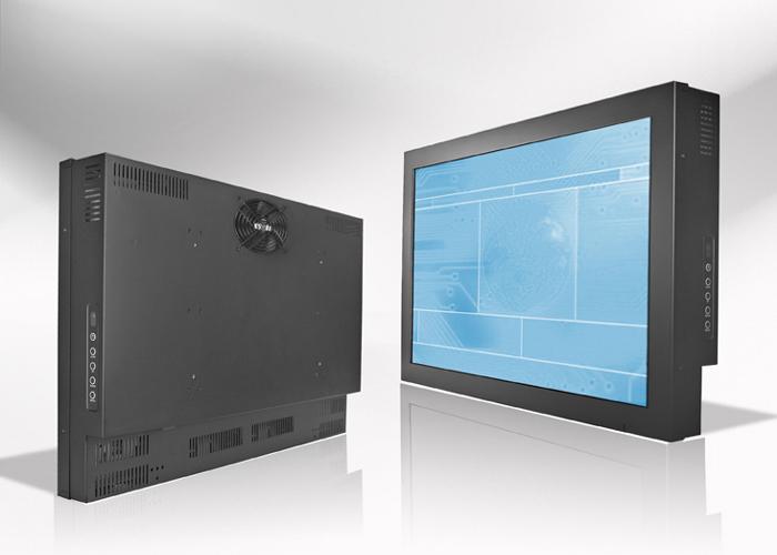 Ecran LCD industriel 32″ en châssis VESA