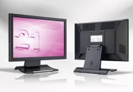 Ecran LCD industriel Wide tactile en boitier de table