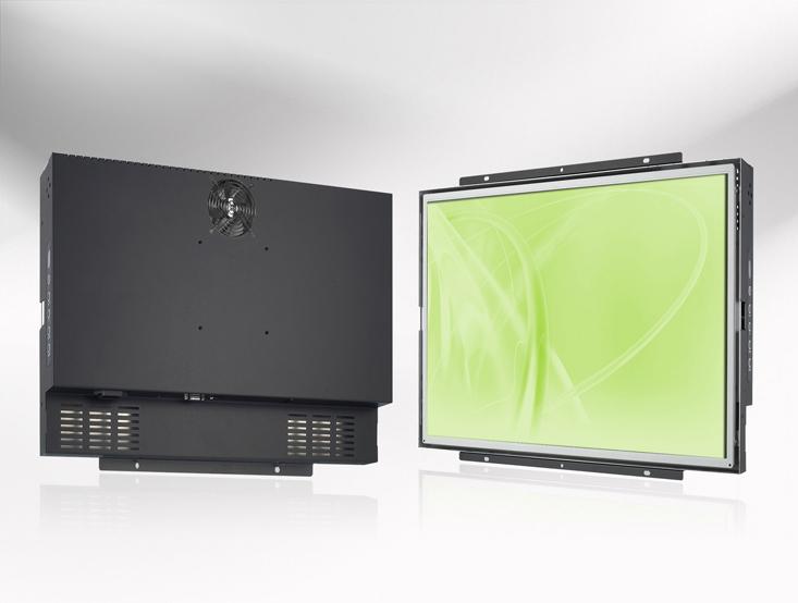 Ecran LCD industriel 23,1″ intégrable par l'arrière