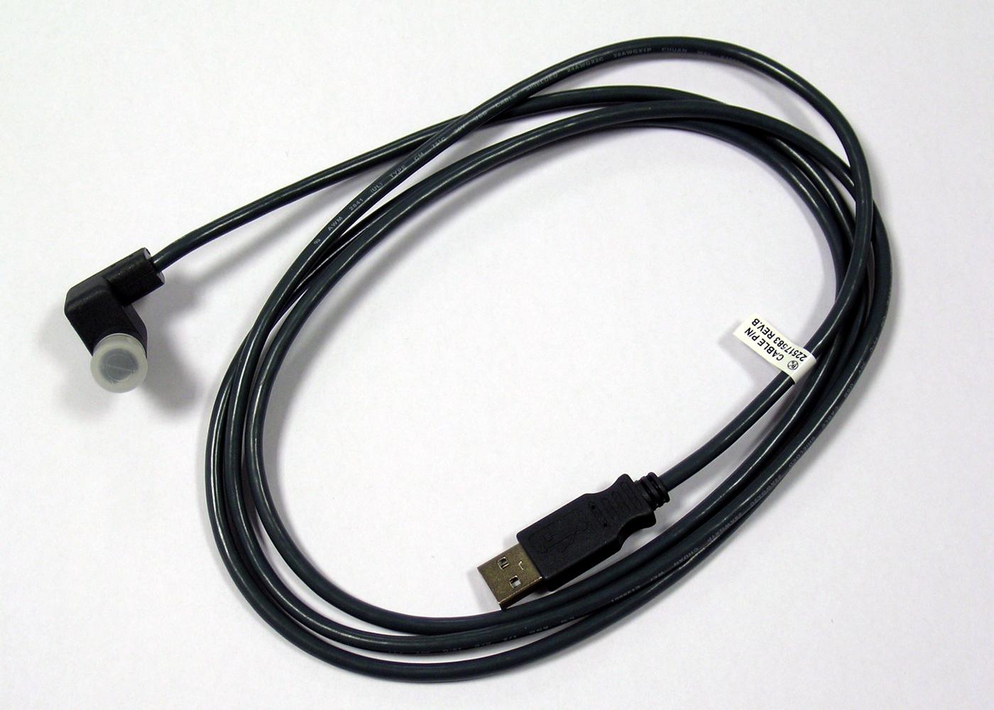 Cordon USB lecteur de chèque