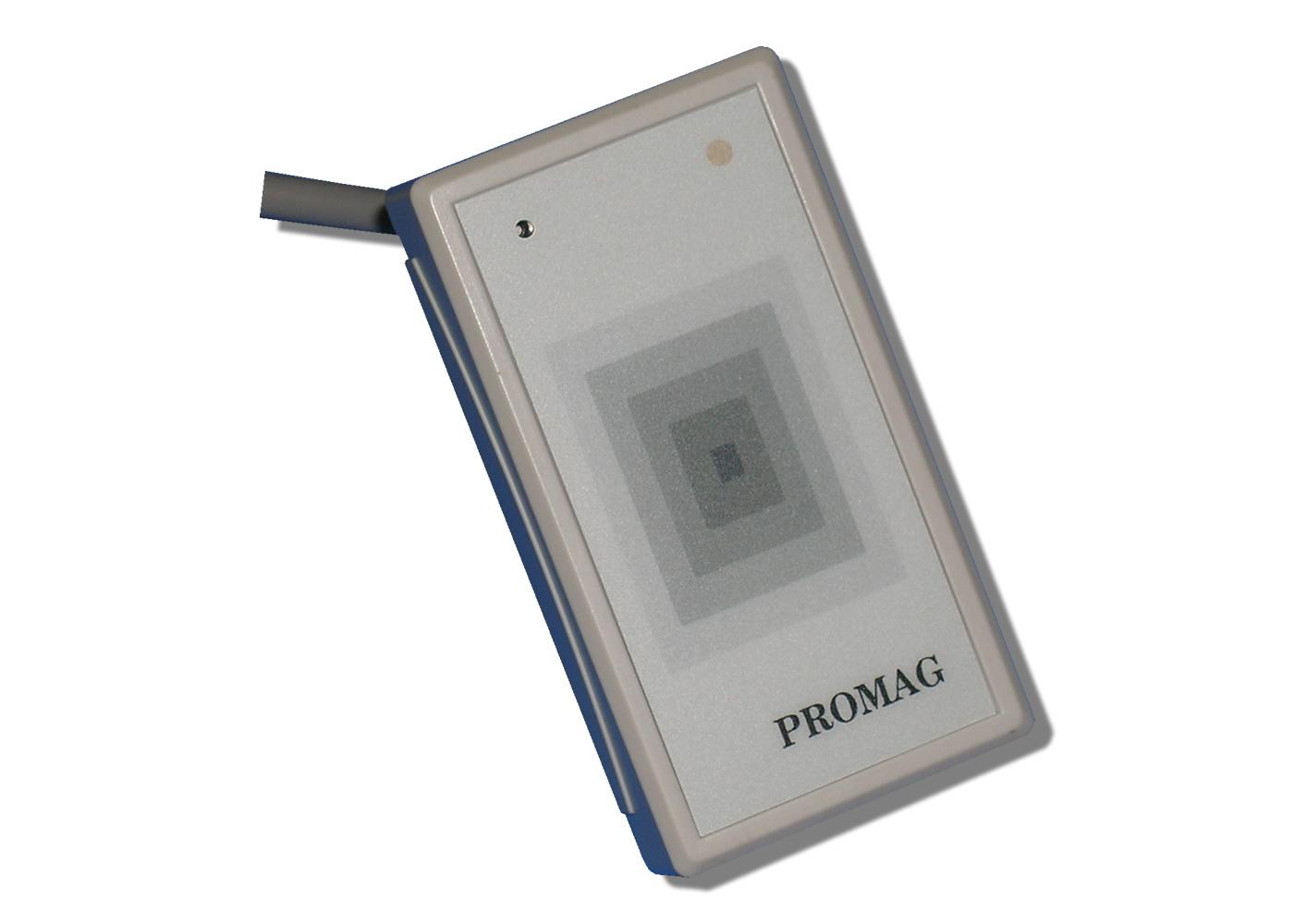Lecteur de carte à puce sans contact jusqu'à 20 cm en boitier mural