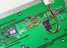 Clavier industriel 105 touches OEM – Clavier industriel 105 touches OEM – Vue arrière carte électronique