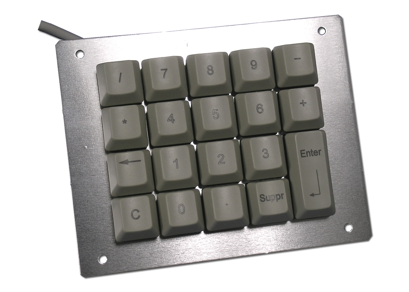 Clavier industriel 20 touches OEM