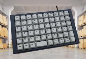 NX5200 – Clavier industriel 58 touches en boitier de table