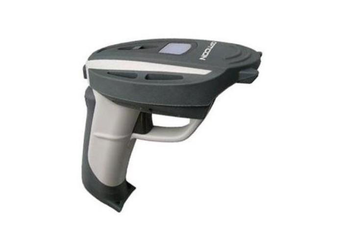 Pistolet laser 1D durci