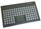 Clavier semi-industriel 97 touches programmable en boitier de table avec touchpad