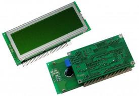Terminal OEM industriel pour clavier jusqu'à 64 touches avec afficheur 4x20 caractères interface RS232