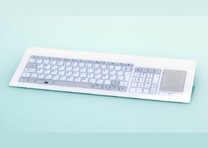 Clavier tactile capacitif 94 touches intégrable avec touchpad