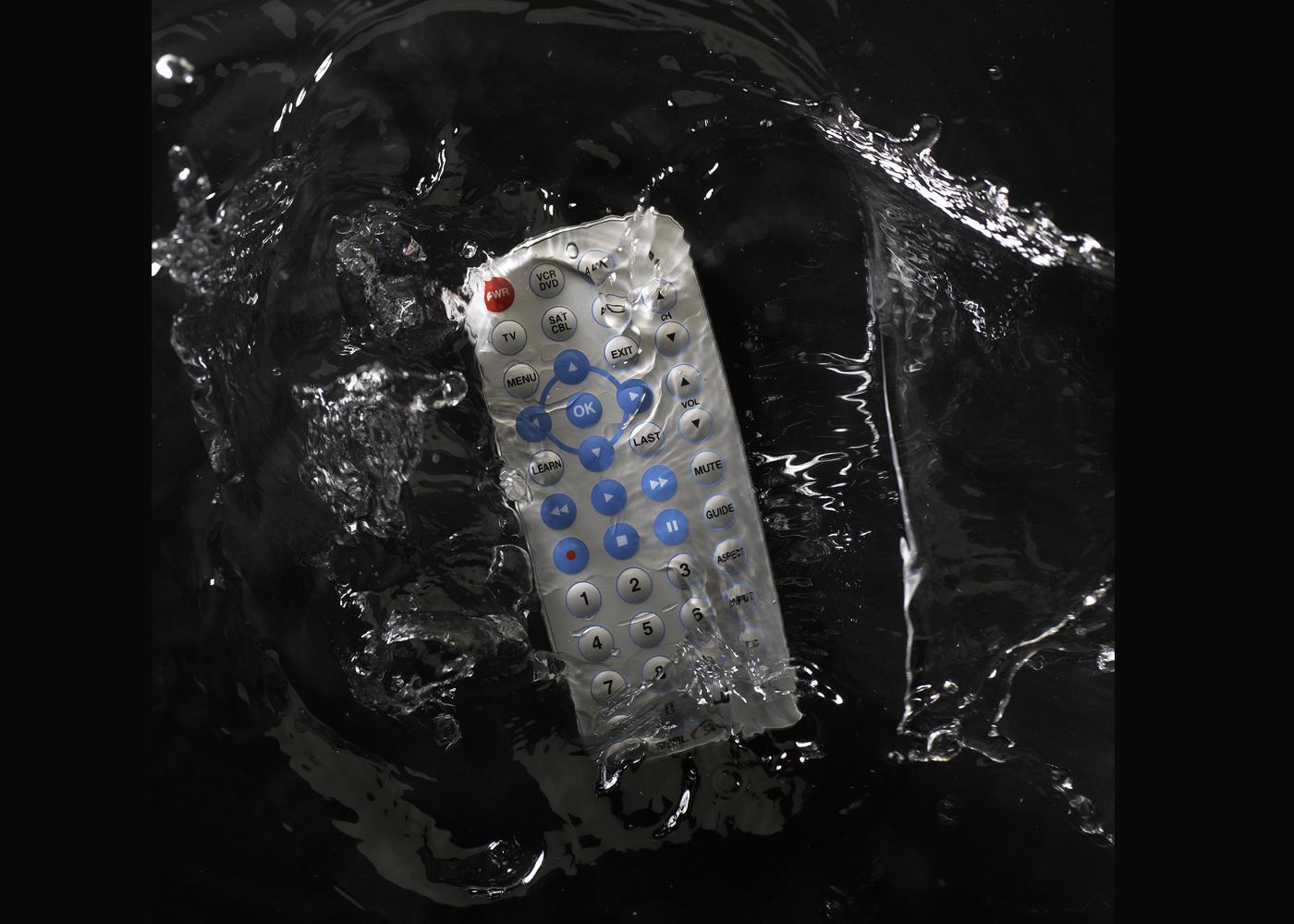 Télécommande universelle lavable pour applications médicales