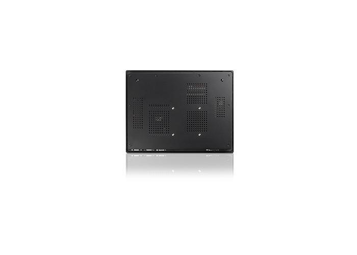 Panel PC Quad-Core compact 10″ Intel Bay Trail non ventilé (fanless) – Vue arrière