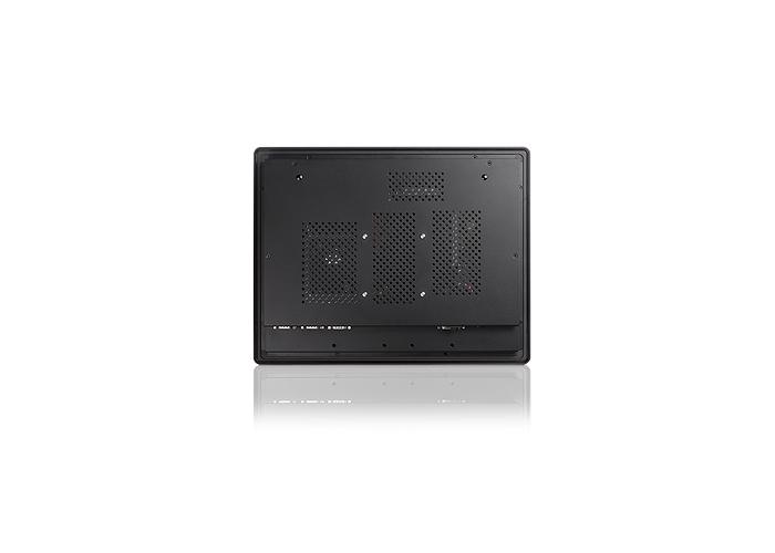Panel PC Quad-Core compact 12″ Intel Bay Trail non ventilé (fanless) – Vue arrière