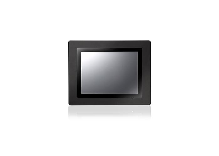 Panel PC Quad-Core compact 12″ Intel Bay Trail non ventilé (fanless) – Vue de face
