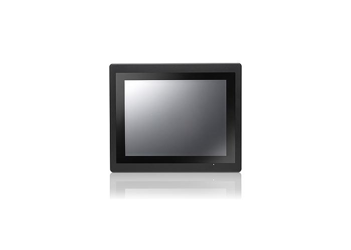 Panel PC Quad-Core compact 15″ Intel Bay Trail non ventilé (fanless) – Vue de face