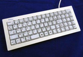 Clavier industriel compact 71 touches en boitier aluminium usiné IP54 ou IP65 grand froid