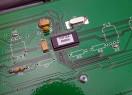 Clavier NX5600 – Détail électronique tropicalisée