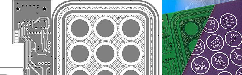 Niconix développe tout clavier tactile sur mesure