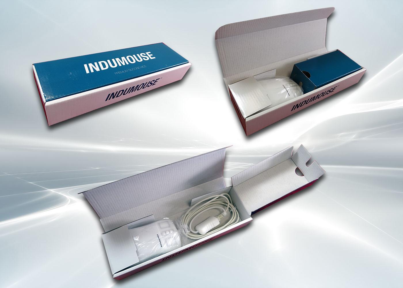 Souris lavable KH20225 – Emballage