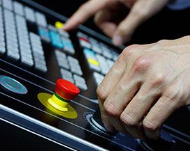 Niconix propose le développement de tout pupitre opérateur sur mesure