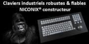 Actualité Niconix claviers robustes et fiables