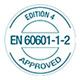 Logo Gett pour EN60601-1-2-2