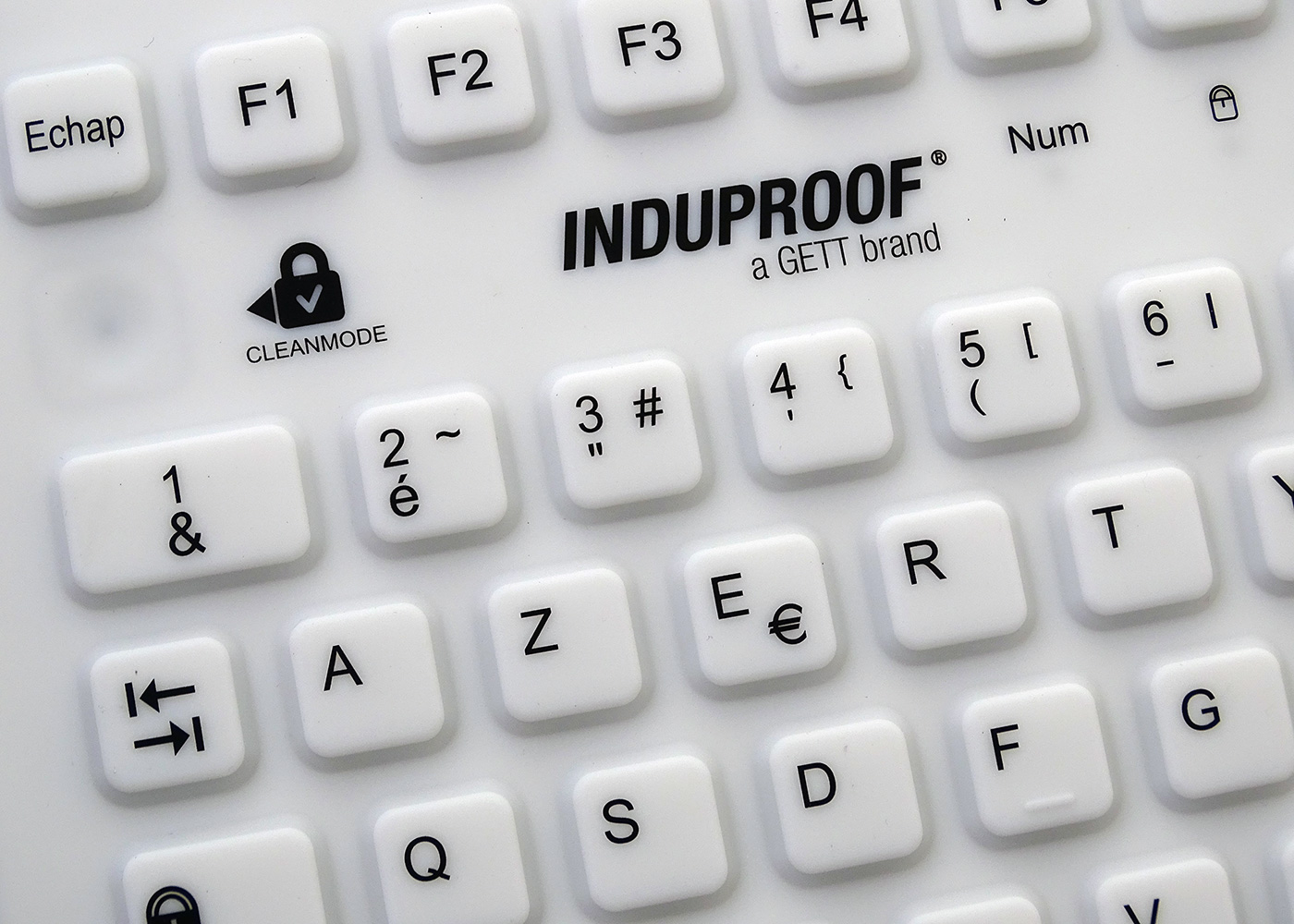 Clavier InduProof® Smart Pro – Fonction Pause