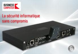 Business Computer - ordinateur sécurisé contre les cyberattaques