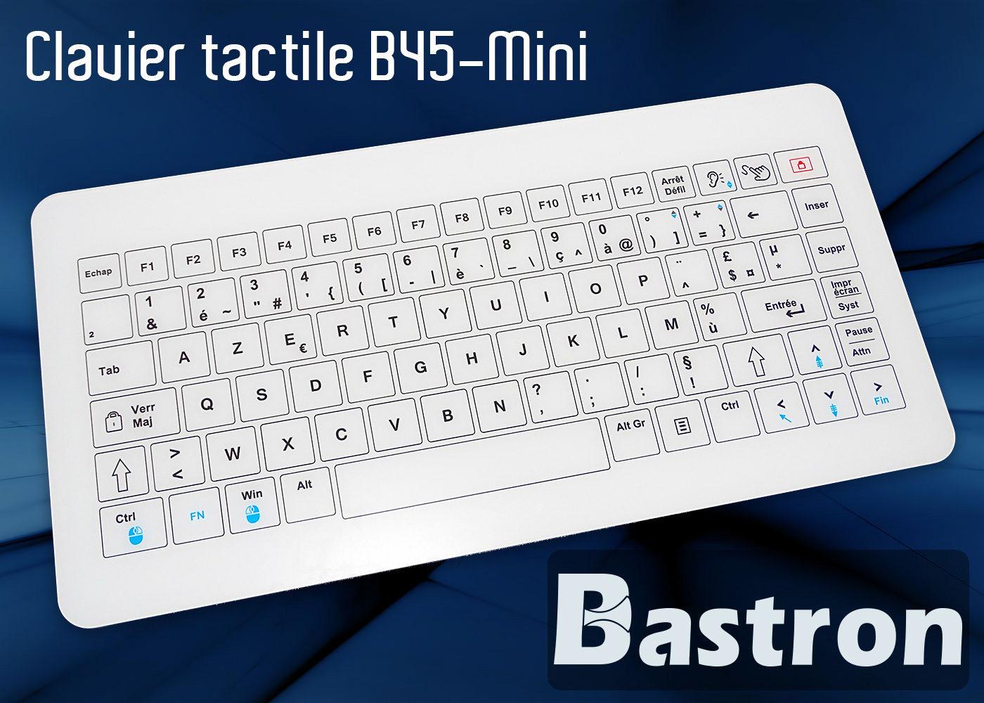 Bastron® B45-Mini – Un concentré de technologie