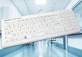 Clavier médical HygiBoard® Basic