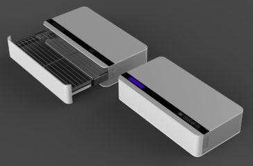 C12 stérilisateur UV-C